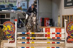 Geysen Jan, BEL, Carlsberg JG Z<br /> Pavo Hengsten competitie - Oudsbergen 2021<br /> © Hippo Foto - Dirk Caremans<br />  22/02/2021