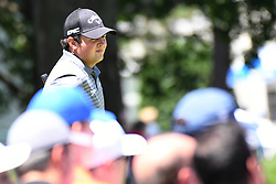 June 24, 2017 - Cromwell, Connecticut, U.S - Patrick Reed during the third round of the Travelers Championship at TPC River Highlands in Cromwell, Connecticut. (Credit Image: © Brian Ciancio via ZUMA Wire)