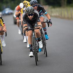 WIJSTER (NED) June 19: <br /> CYCLING <br /> Dutch Nationals Road U23 up and around the Col du VAM<br /> Casper Van Uden (Netherlands / Team DSM Development)