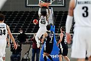 Gamble Julian<br /> Aquila Trento - Virtus Segafredo Bologna<br /> Lega Basket Serie A 2020/21<br /> Trento, 09/01/2021<br /> Foto Sergio Mazza / Ciamillo-Castoria