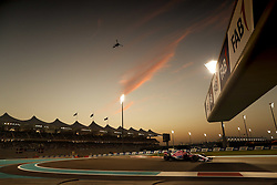 November 24, 2018 - Abu Dhabi, United Arab Emirates - Motorsports: FIA Formula One World Championship 2018, Grand Prix of Abu Dhabi, World Championship;2018;Grand Prix;Abu Dhabi, #31 Esteban Ocon (Sahara Force India F1 Team) (Credit Image: © Hoch Zwei via ZUMA Wire)