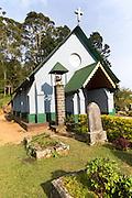 Church of Saint Andrew, Haputale, Badulla District, Uva Province, Sri Lanka, Asia