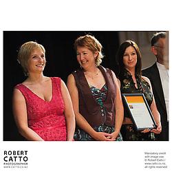 HRINZ / JRA / unlimited 2006 Workplace Awards at Wellington Town Hall, Wellington, New Zealand.
