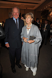 CHARLES & PATTI PALMER-TOMKINSON at a party to celebrate the publication of Inheritance by Tara Palmer-Tomkinson at Asprey, 167 New Bond Street, London on 28th September 2010.