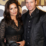 NLD/Amsterdam/20141215- Glamour Woman of the Year 2014, Michael en Sarissah Ling