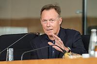 30 AUG 2020, BERLIN/GERMANY:<br /> Thomas Oppermann, SPD, Vizepraesident Deutscher Bundestag, Paul-Loebe-Haus, Deutscher Bundestag<br /> IMAGE: 20200830-01-150