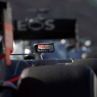 19.02.2020, Circuit de Catalunya, Barcelona, Formel 1 Testfahrten 2020 in Barcelona<br /> , im Bild<br />Max Verstappen (NEL#33), Aston Martin Red Bull Racing<br /> <br /> Foto © nordphoto / Bratic