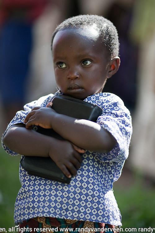 Photo Randy Vanderveen.Rwanda.Rwandan girl