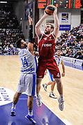 DESCRIZIONE : Eurolega Euroleague 2015/16 Group D Dinamo Banco di Sardegna Sassari - Brose Basket Bamberg<br /> GIOCATORE : Nicolo Melli<br /> CATEGORIA : Tiro Penetrazione<br /> SQUADRA : Brose Basket Bamberg<br /> EVENTO : Eurolega Euroleague 2015/2016<br /> GARA : Dinamo Banco di Sardegna Sassari - Brose Basket Bamberg<br /> DATA : 13/11/2015<br /> SPORT : Pallacanestro <br /> AUTORE : Agenzia Ciamillo-Castoria/L.Canu