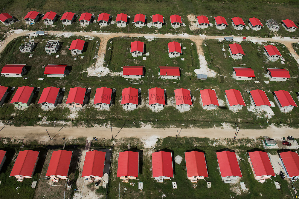 Housing project<br /> Georgetown<br /> GUYANA<br /> South America