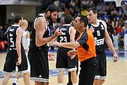 DESCRIZIONE : Eurolega Euroleague 2014/15 Gir.A Dinamo Banco di Sardegna Sassari - Real Madrid<br /> GIOCATORE : Ioannis Bourousis Piloidis Anastasios<br /> CATEGORIA : Arbitro Referee Fair Play<br /> SQUADRA : Real Madrid<br /> EVENTO : Eurolega Euroleague 2014/2015<br /> GARA : Dinamo Banco di Sardegna Sassari - Real Madrid<br /> DATA : 12/12/2014<br /> SPORT : Pallacanestro <br /> AUTORE : Agenzia Ciamillo-Castoria / Luigi Canu<br /> Galleria : Eurolega Euroleague 2014/2015<br /> Fotonotizia : Eurolega Euroleague 2014/15 Gir.A Dinamo Banco di Sardegna Sassari - Real Madrid<br /> Predefinita :