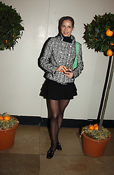 Ballerina DARCEY BUSSELL<br /><br />at a party to celebrate the 10th anniversary of Jo Malone the perfumer held at The Banquetting House, Whitehall, London on 21st October 2004.<br /><br /><br /><br />NON EXCLUSIVE - WORLD RIGHTS