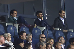 September 18, 2019, Paris, France: Tamim ben Hamad Al Thani - prince du Qatar - proprietaire du PSG (Credit Image: © Panoramic via ZUMA Press)
