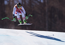 February 17, 2018 - PyeongChang, South Korea - TAMARA TIPPLER of Austria during Alpine Skiing: Ladies Super-G at Jeongseon Alpine Centre at the 2018 Pyeongchang Winter Olympic Games. (Credit Image: © Patrice Lapointe via ZUMA Wire)
