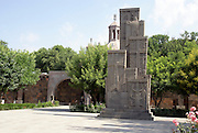 Armenia, Vagharshapat (AKA Echmiadzin) The Echmiadzin Cathedral the spiritual centre of the Armenians, as it is the seat of the Catholicos of All Armenians, the head of the Holy Armenian Apostolic Church.