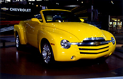 Chevrolet SSR (early 2000's)