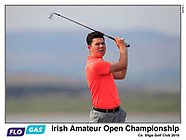 Flogas Irish Amateur Championship R2 Players