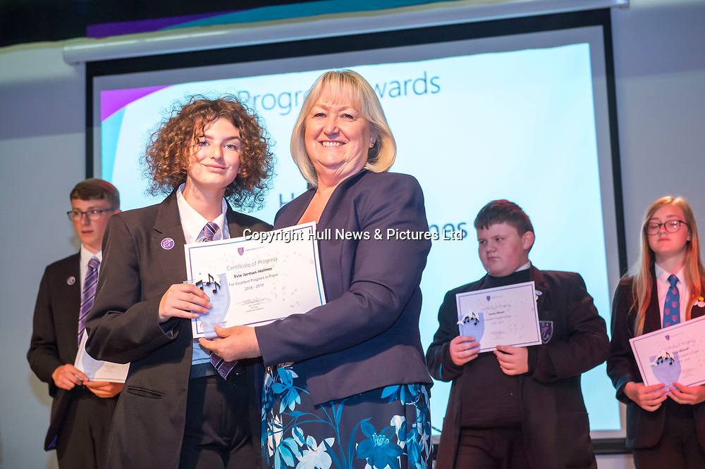 8 July 2019: Cleethorpes Academy Music Awards.<br /> Picture: Sean Spencer/Hull News & Pictures Ltd<br /> 01482 210267/07976 433960<br /> www.hullnews.co.uk         sean@hullnews.co.uk