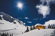 Meadow Lodge, Esplanade Range, BC