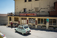The Sibilla hotel, once one of the most important places of the comunity of Castelluccio di Norcia was very baddly dameged by the earthquake. It will be destroied in the next days.