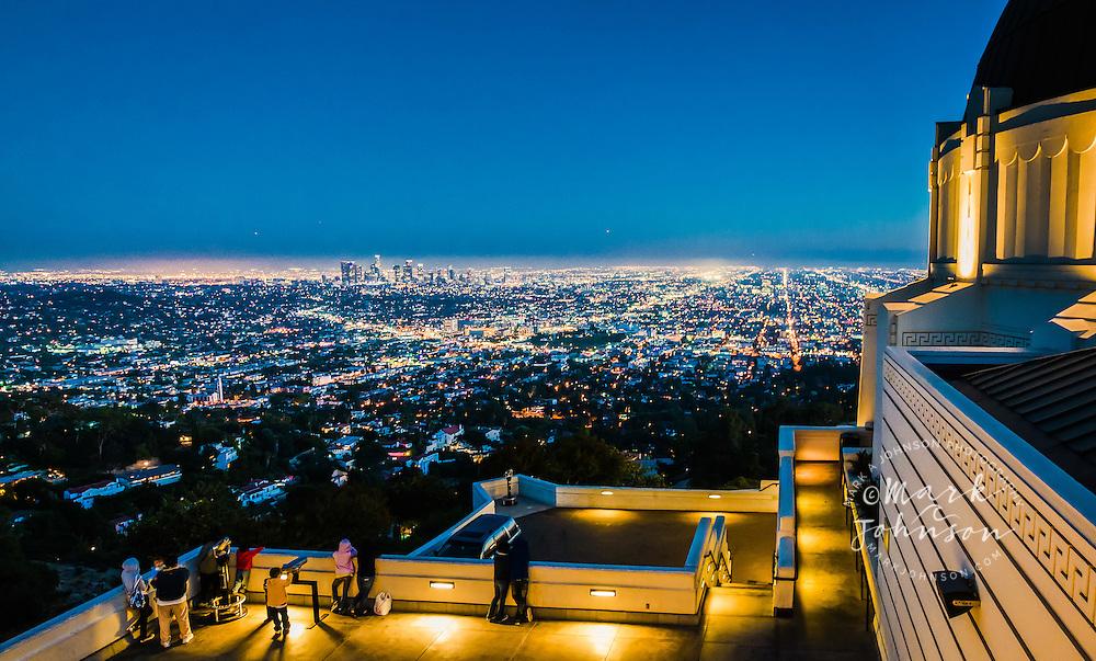 Los Angeles, California, USA --- Griffith Observatory, Los Angeles, S. California, USA