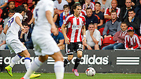 Brentford FC's Jota during the Sky Bet Championship game against Leeds United at Griffin Park
