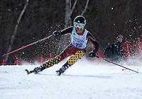 Tecnica Cup Finals at Gunstock mens 1st run February 19, 2011.