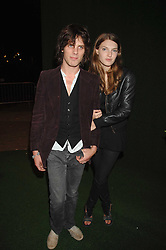 JACKSON SCOTT and BEN GRIMES at a party to celebryate the launch of the Spring Summer 2008 adidas collection by Stella McCartney held at the Westway Sports Centre, off Latimer Road, London W10 on 20th September 2007.<br /><br />NON EXCLUSIVE - WORLD RIGHTS