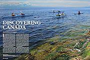 PRODUCT: Magazine (text & photos)<br /> TITLE: <br /> CLIENT: Outdoor Photography Canada