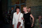 VALERIE GROVE; MONA MACERKOVA, Lynn Barber: An education. Calvert. 22 Calvert Ave, Shoreditch. E2 7JP<br /> scheduled 22 June 2009 from 17:00 to 18:00