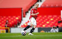 Football - 2020 / 2021 Premier League - Manchester United vs Burnley - Old Trafford<br /> <br /> Donny van de Beek of Manchester United at Old Trafford<br /> <br /> Credit COLORSPORT/LYNNE CAMERON