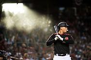 PHOENIX, ARIZONA - APRIL 6: The D-backs defeat the Red Sox 5-4. (Photo by Sarah Sachs/Arizona Diamondbacks)
