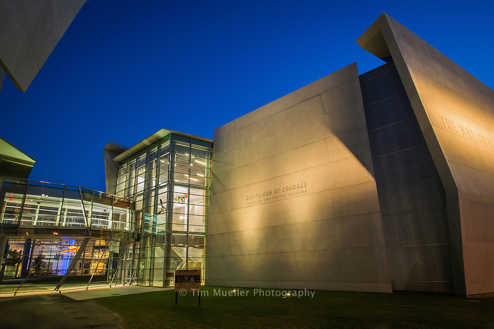 The first phase of The National World War II Museum's newest exhibit, Campaigns of Courage, is scheduled to open in December 2014.