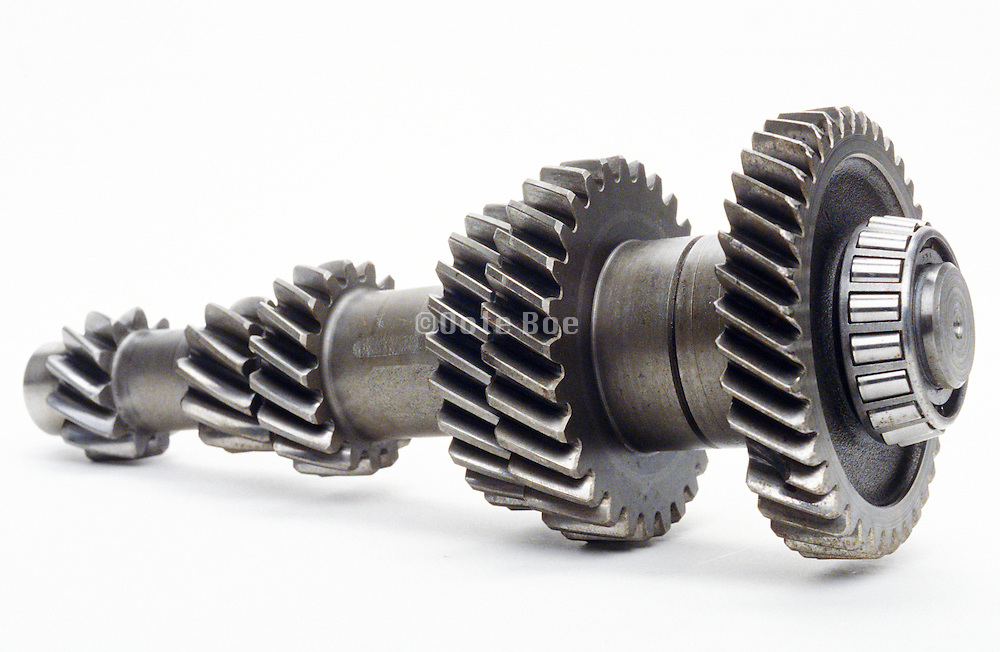 part of an engine steal gears