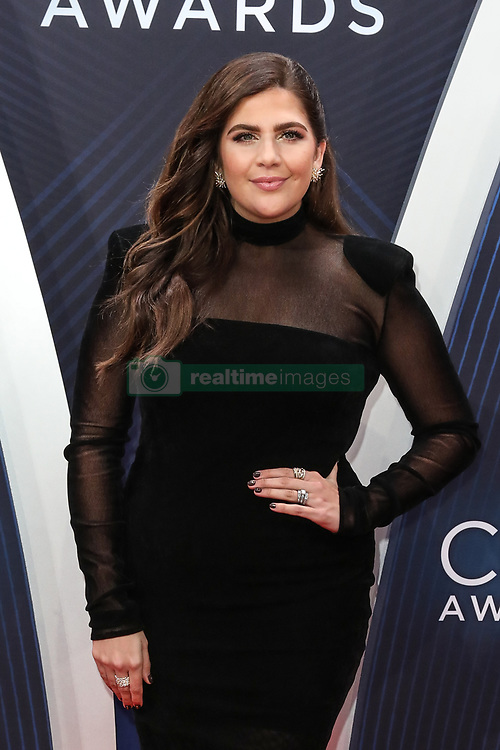 52nd Annual Country Music Association Awards hosted by Carrie Underwood and Brad Paisley and held at the Bridgestone Arena on November 14, 2018, in Nashville, TN. © Curtis Hilbun / AFF-USA.com. 14 Nov 2018 Pictured: Hillary Scott of Lady Antebellum. Photo credit: Curtis Hilbun / AFF-USA.com / MEGA TheMegaAgency.com +1 888 505 6342