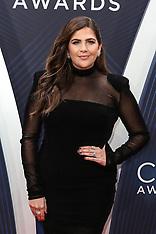 52nd Annual CMA Awards - Arrival - 14 Nov 2018