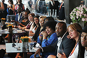 June 12, 2017-New York, New York-United States: South African Ambassador Zindzi Mandela and others attend ' Cocktails & Conversation with Ambassador Zindzi Mandela 'highlighting the advocacy for the equity and rights of girls and women held at the Lincoln Ristorante at Lincoln Center on June 12, 2017 in New York City. Powered by CareerBox Soweto, the organization's mission is fulfill the hopes and dreams of youth of South Africa. (Photo by Terrence Jennings/terrencejennings.com)