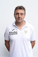 Gliwice 05.08.2016<br /> Pilka nozna. Lotto Ekstraklasa. Sesja.<br /> n/z. Jiri Necek .