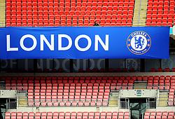 General views inside the stadium- Mandatory by-line: Nizaam Jones/JMP - 29/08/2020 - FOOTBALL - Wembley Stadium - London, England - Chelsea v Manchester City - FA Women's Community Shield