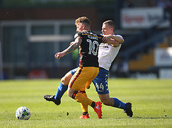 - Mandatory by-line: Jack Phillips/JMP - 08/04/2017 - FOOTBALL - Gigg Lane - Bury, England - Bury v Bradford City - Football League 1