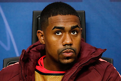 November 6, 2018 - Milan, Italy - Malcom of Barcelona looks on during the Group B match of the UEFA Champions League between FC Internazionale and FC Barcelona on November 6, 2018 at San Siro Stadium in Milan, Italy. (Credit Image: © Mike Kireev/NurPhoto via ZUMA Press)