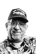Alan Jaffe<br /> Navy<br /> PO2<br /> EM2<br /> 1969 - 1973<br /> Vietnam<br /> <br /> Veterans Portrait Project<br /> St. Louis, MO