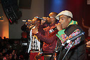 Dead Prez performs at The ROOTS Present the Jam produced by Jill Newman Productions held at Highline Ballroom on April 29, 2009 in New York City