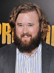 """Haley Joel Osment arrives at AMC's """"Preacher"""" Season 2 Premiere Screening held at the Theater at the Ace Hotel in Los Angeles, CA on Tuesday, June 20, 2017.  (Photo By Sthanlee B. Mirador) *** Please Use Credit from Credit Field ***"""