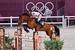 Devos Pieter, BEL, Claire Z, 310<br /> Olympic Games Tokyo 2021<br /> © Hippo Foto - Dirk Caremans<br /> 01/08/2021