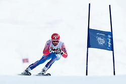 RIBOUD Romain, FRA, Giant Slalom, 2013 IPC Alpine Skiing World Championships, La Molina, Spain