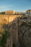Puente Nuevo bridge in Ronda, Spain
