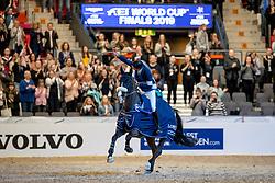Guerdat Steve, SUI, Alamo<br /> LONGINES FEI World Cup™ Finals Gothenburg 2019<br /> © Hippo Foto - Stefan Lafrentz<br /> 07/04/2019