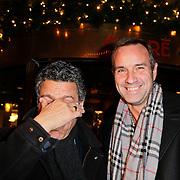 NLD/Amsterdam/20111222 - Wintercircus 2011 Carre, Frank Sanders en Paul van Ewijk