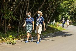 Olivia Robinson, Grania Willis<br /> Olympic Games Tokyo 2021<br /> © Hippo Foto - Dirk Caremans<br /> 28/07/2021
